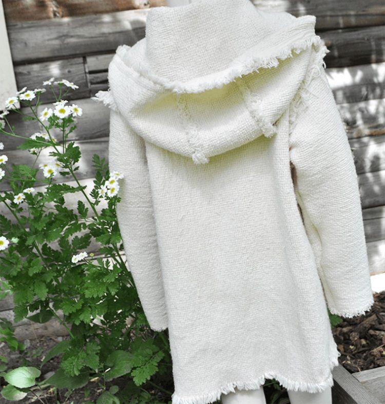 Bedu boho children's or teen's jacket