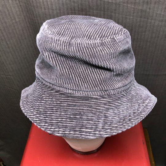 Gramps Bucket Hat in corduroy, front view